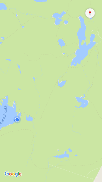 Pharaoh Lake to Putnam Pond